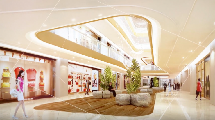 Technology-Driven Mall Management at Colombo City Centre