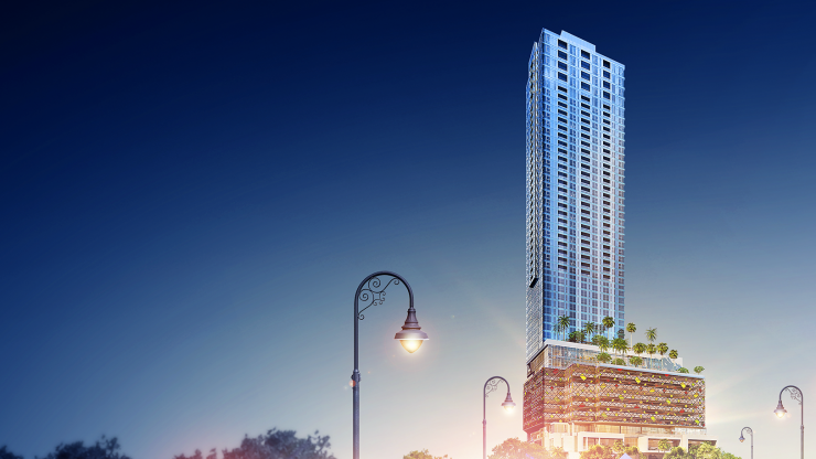 60% of Residences sold at Colombo City Centre