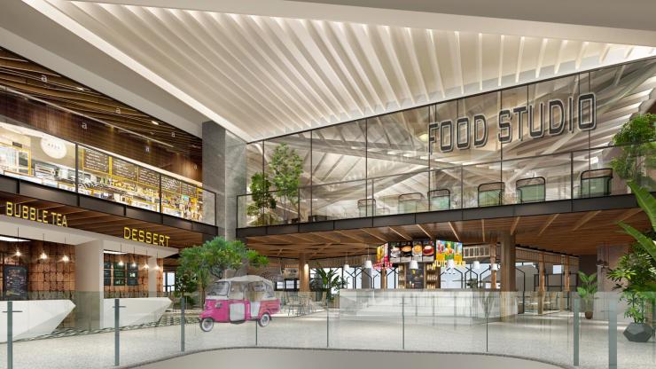 Sri Lanka's first international mall ready for grand opening
