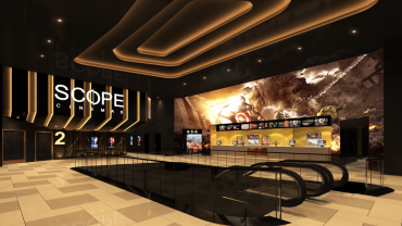 Sri Lanka's first multiplex cinema at Sri Lanka's first international mall